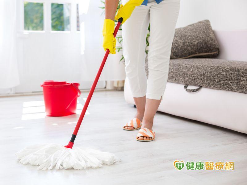 勤於做家事 也能消耗熱量